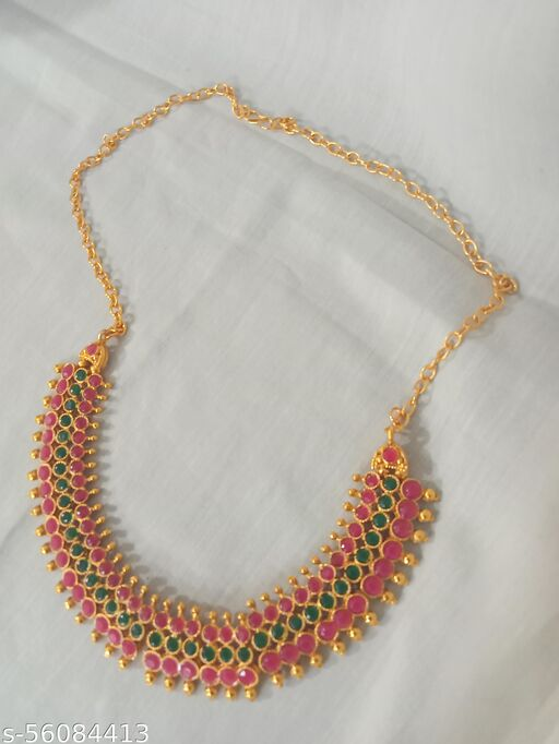 Necklace and Earing 1+1 Combo Offer