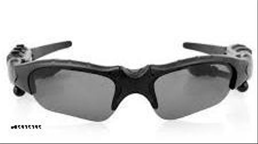 bluetooth sunglass black