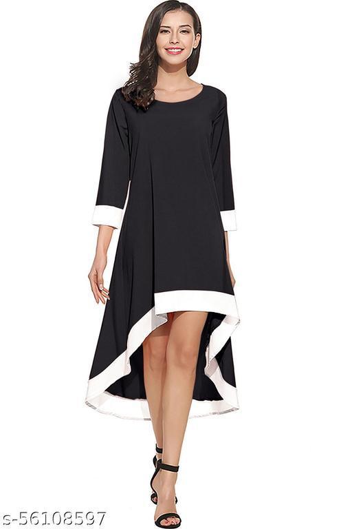 Women Wersturn Wear Dress