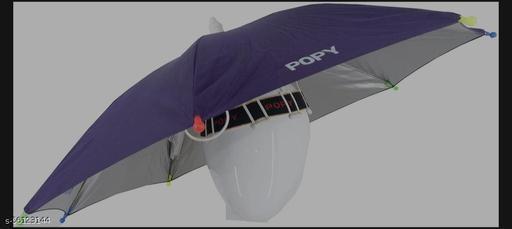 popy hatty silver blue umbrella