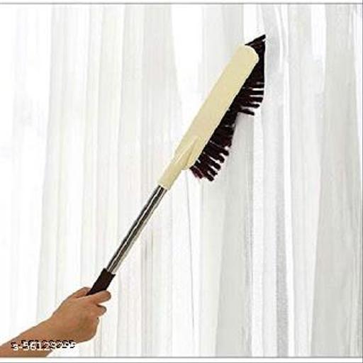 KRISHNA ENTERPRISE Soft Bristles Carpet Cleaning Brush (Assorted Colour)