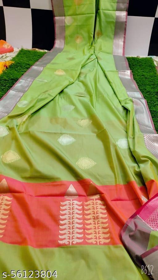 Banarasi Silk Saree SS (tessel work)