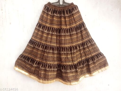 Myra Sensational Women Ethnic Skirts