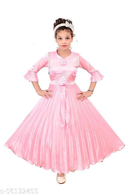Barbie Maxi/Full Length Party Dress