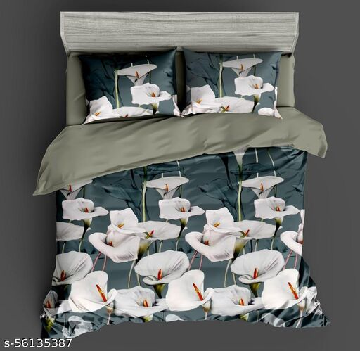 bed sheets with pillow cover king size