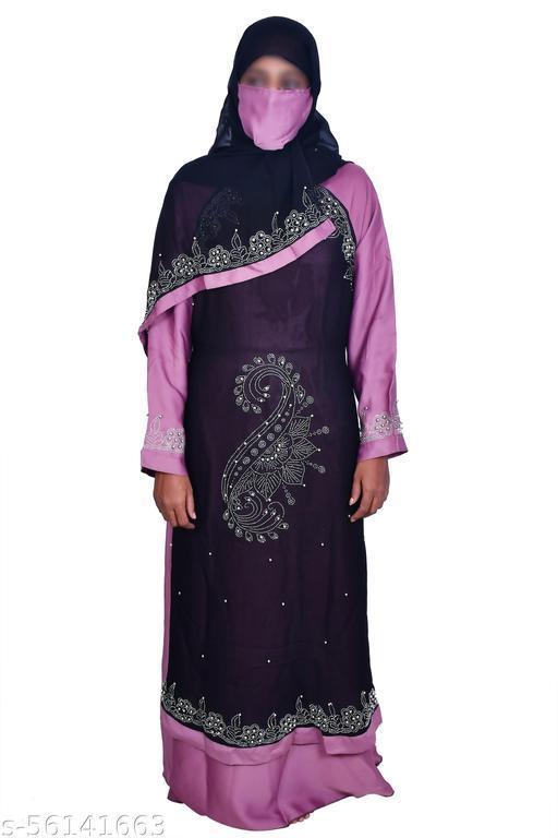 NIDA DOUBLE CLOTH Abayas