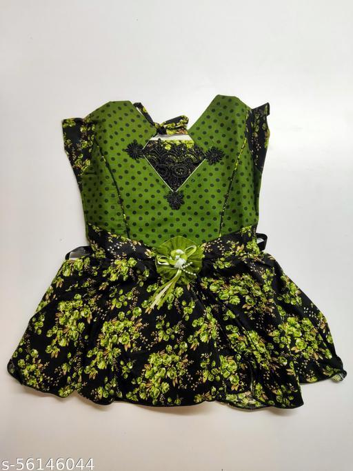 Fabulous Super Cool Cotton Frock Gown