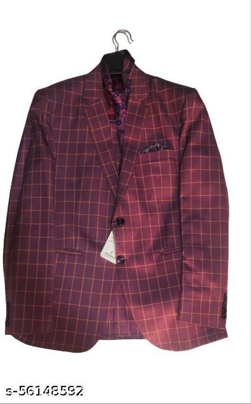 Trendy Fashionable Men Blazers