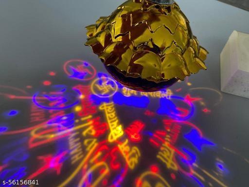 Happy diwali decorative laser blub