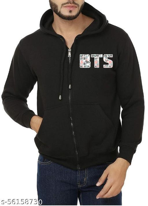 MG BRAND BTS BANGATAN BOYS kpop fan art BLACK HOODIE SWEATSHIRT WITH CHAIN 1  62