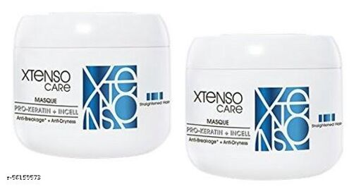 pack of 2 shampoo and conditioner ? The best 2 LOT X L'oreal Professionnel X-tenso Care Straight Masque (196g X 2 ) ? 2019 - ?? shampoo and conditioner