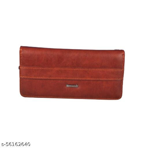 MSP Trading-Fashionable Stylish Wallet for Women/Ladies/Girls