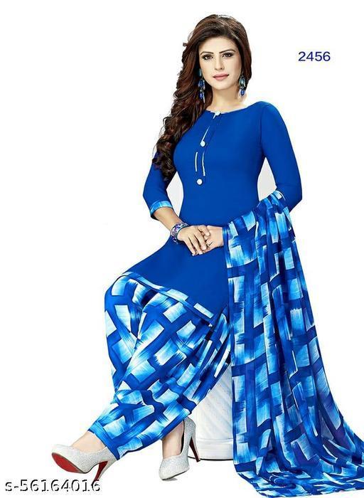 Pretty Salwar Suits & Dress Materials