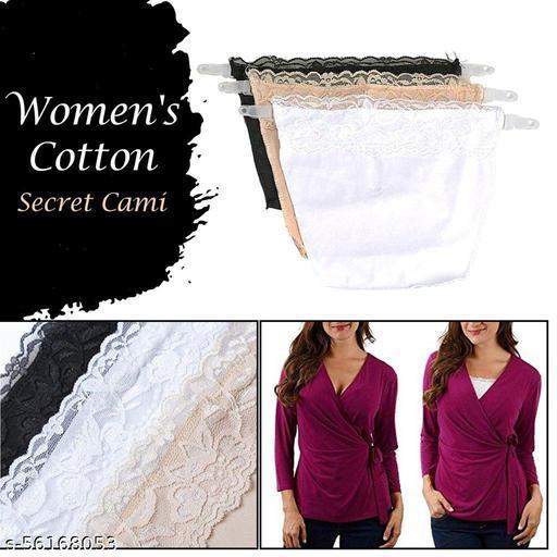 Women's Cotton Secret Camisoles
