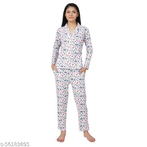 AYASHILP Latest Design Stripe Print Women's / Girl's Denim Straight Knee Length Kurti For Casual Wear Office Wear