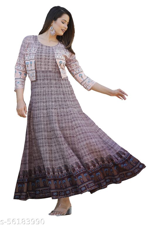 Anarkali kurti For Womens
