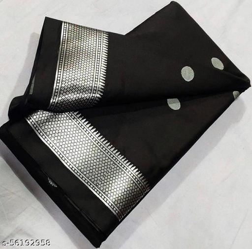 Original pethni saree design soft cotton silk saree With Blouse