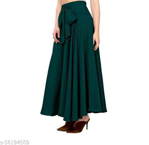 Casual Trendy Women Skirt