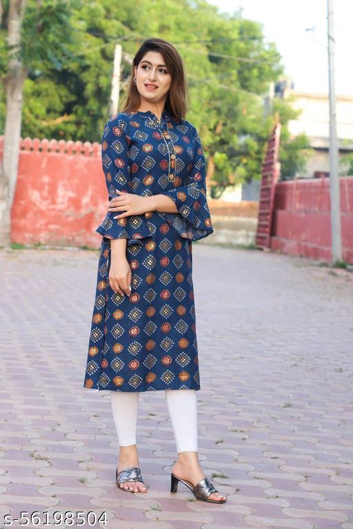 Trendy Drishya Kurti