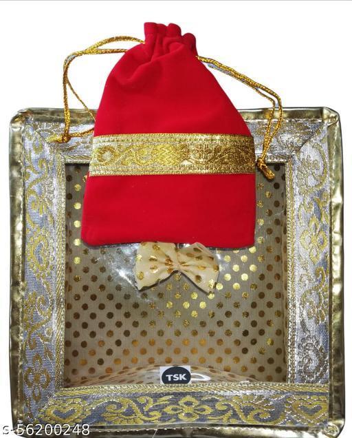 TSK Jewellery Box and Pouch Combo Organiser Vanity Box Jewelery Bangles earring organiser box Vanity Box