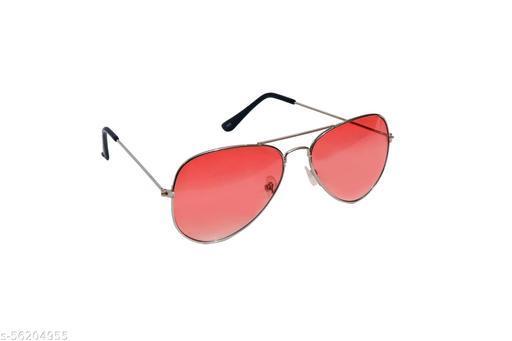 Stylish Fancy Glass & Metal Frame Sunglasses For Men & Women