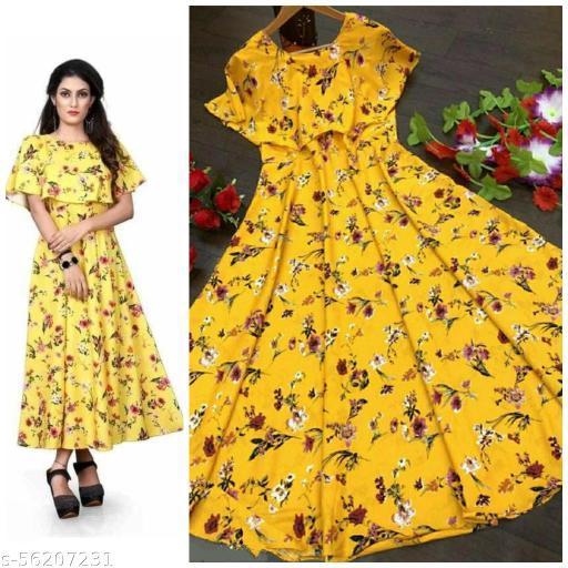 Viva's Womens Polycrepe MViva'sxi Dress sleeveless