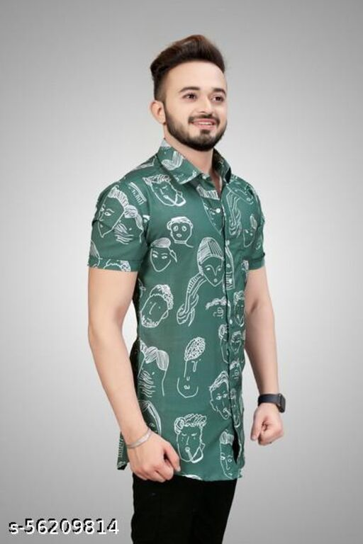 Men's Shirts Stylish Cotton Shirts for Casual wear and Occasional wear