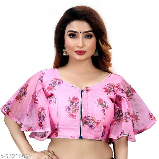 YOELLA BLOLLYWOOD STYLE NEW DESING FENCY BLOUSE