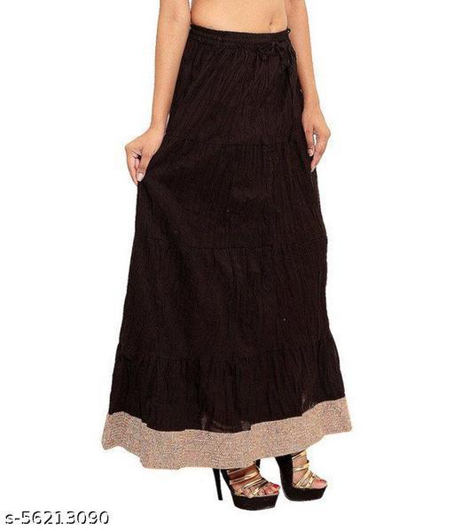 Aakarsha Alluring Women Ethnic Skirts