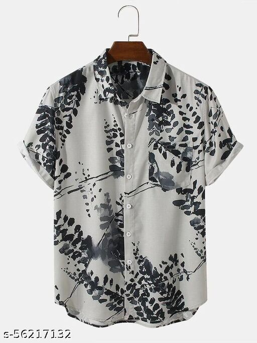 Stylish Mens Printed Shirts