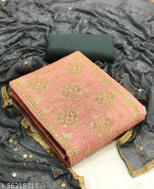 VredeVogel  Trendy Ensemble Salwar Suits & Dress Materials