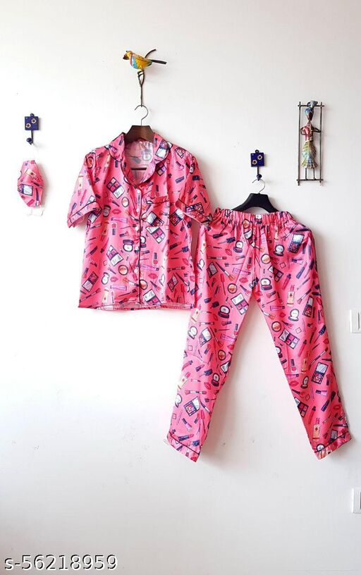 QWIRKY NIGHT SUIT