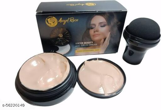 Angel Rose Water Beauty and Air CC Cream Foundation