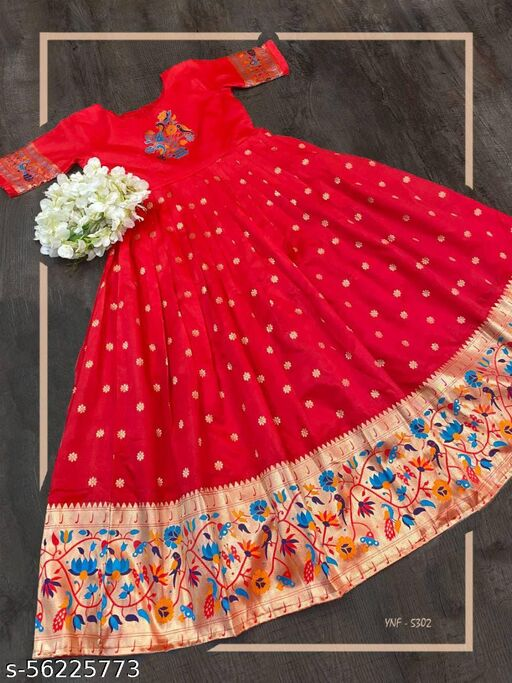 Pethani Gown