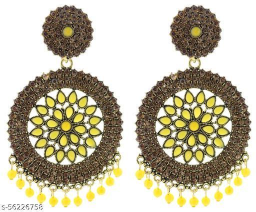 Fashionhaat Latest collection chandbaali jhumka earrings for Girls and woman
