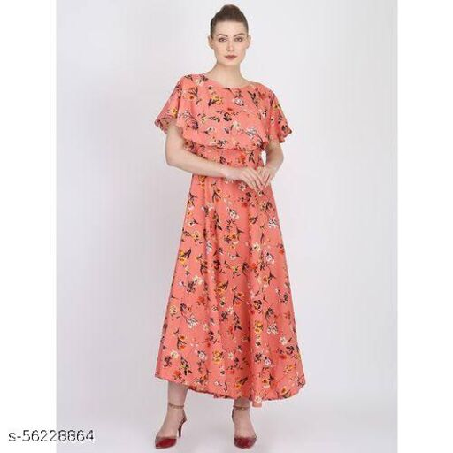Stylish Partywear Women Gowns By HAVYAA FASHION