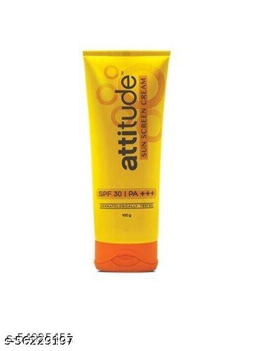 Amway Attitude Sunscreen Cream 100 Gram