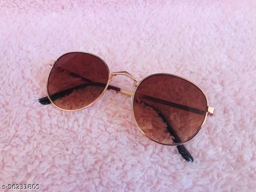 Yu Fashions Brown Elegant Sunglasses