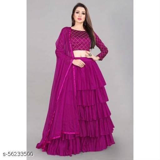 Myra Fashionable Women Lehenga