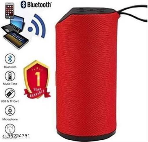 Portable Wireless  Smart Bluetooth Speaker (Multicolour)