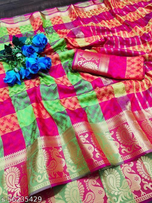 Heavy Kanjeevaram silk saree