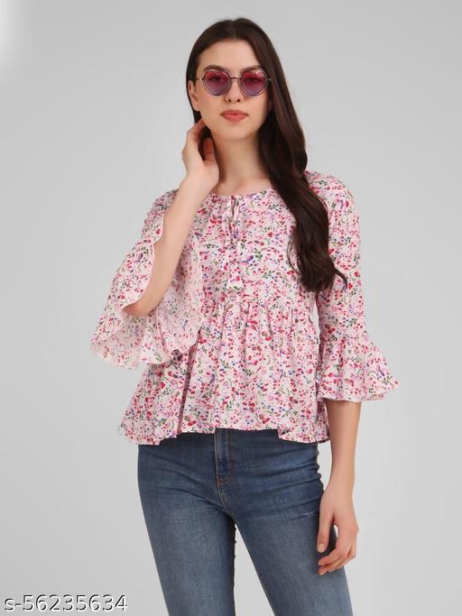 Cotton Floral Top