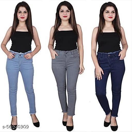 Stylish Fashionable Women Jeans