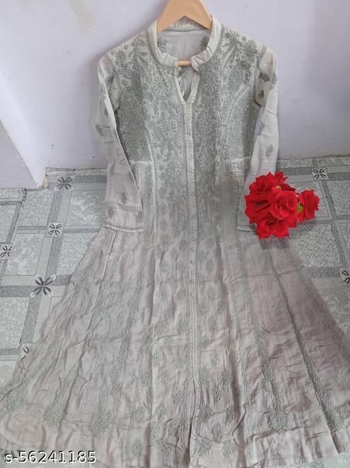cotton kurti hand work MD &