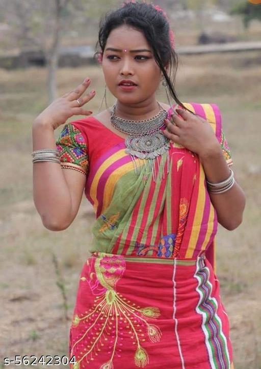 Jhal Saree