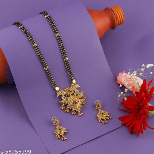 Gold-plated Jewel Set (m136)