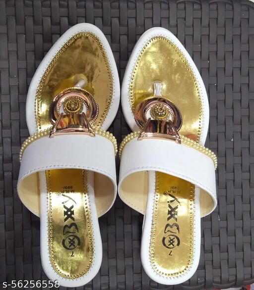 Relaxed Attractive Women Flipflops & Slippers