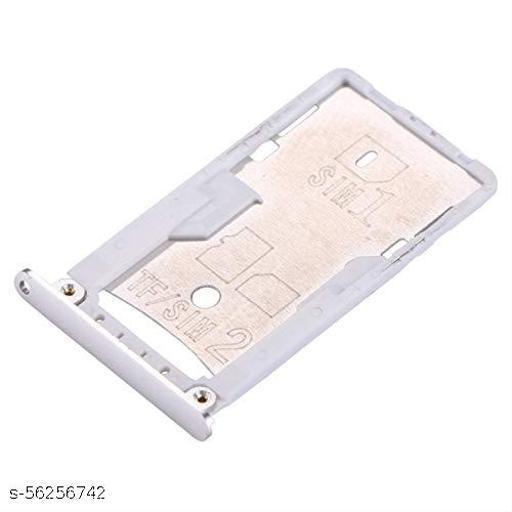 Xiaomi Mi 3s : (Silver) SIm Tray Holder Slot