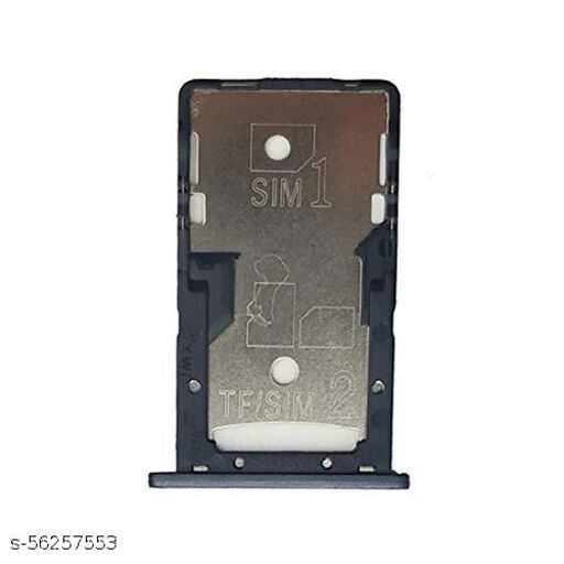 Xiaomi Mi 4A : Black Sim Tray Holder Slot