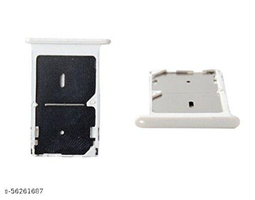 Xiaomi Mi 4i : (White) Sim Tray Holder Slot